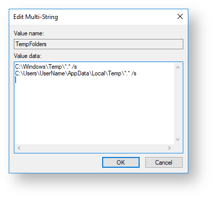 How to exclude files from a Disk Image - KnowledgeBase