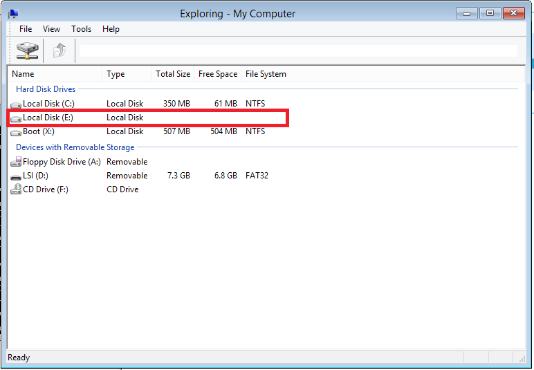 how to format a bitlocker encrypted drive after boot screen