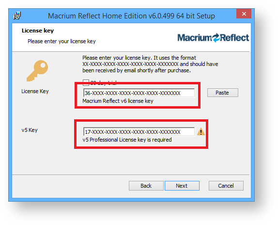 macrium reflect full license key