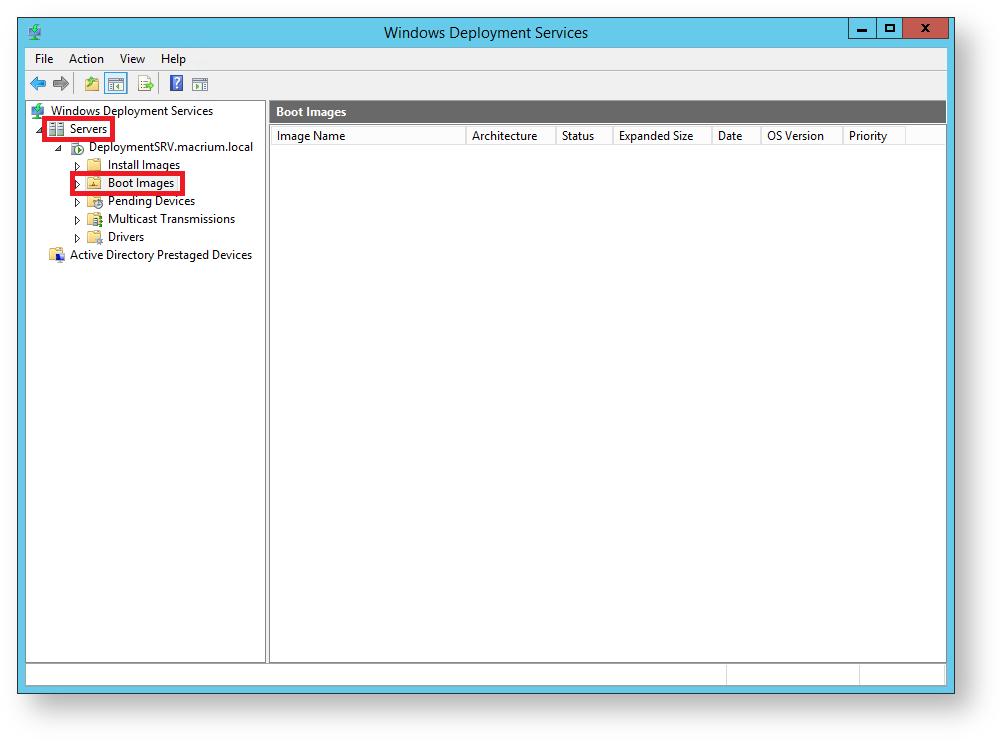 PXE Deployment - KnowledgeBase - Macrium Reflect Knowledgebase