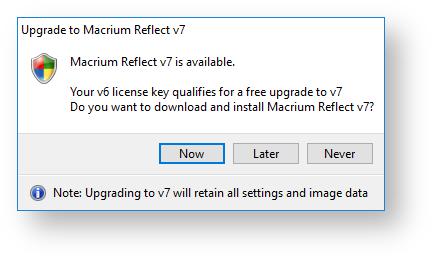 macrium reflect 7 serial